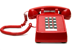[Red Telephone image]